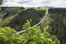 Hängeseilbrücke Hunsrück