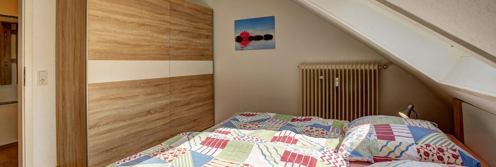 Schlafzimmer Fewo 7